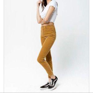 RSQ Manhattan High Rise Corduroy Jeans